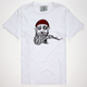 WELLEN Beard Barreled Mens T-Shirt