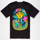 NEFF King Tut Floral Mens T-Shirt
