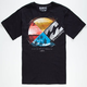 BILLABONG Pinpoint Mens T-Shirt