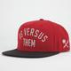 US VERSUS THEM New Nomad Mens Snapback Hat