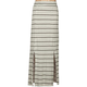 FULL TILT Double Slit Girls Maxi Skirt