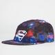 MRKT CRSHR Superman Galaxy Boys 5 Panel Hat