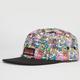 MRKT CRSHR Adventure Time Boys 5 Panel Hat