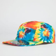 MRKT CRSHR Tie Dye Mens 5 Panel Hat