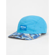 SKULLS Sharks Mens 5 Panel Hat