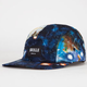 SKULLS Cosmos Mens 5 Panel Hat