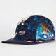 SKULLS Cosmos Mens 5 Panel Hat