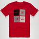 RVCA Multiply Boys T-Shirt