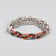 FULL TILT Braided Multi Chain Bracelet
