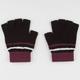 BLUE CROWN Fingerless Gloves