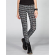 FULL TILT Tribal Print Womens Leggings