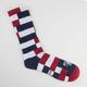 NIKE SB Stripe Mens Dri-Fit Crew Socks