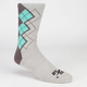 NIKE SB Argyle Mens Dri-Fit Crew Socks