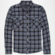 IDLE MINDS OG Mens Flannel Shirt