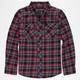 IDLE MINDS Caesar Boys Flannel Shirt