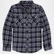 IDLE MINDS OG Boys Flannel Shirt