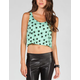 LIRA Palms Womens Crop Top