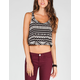 LIRA Tribal Womens Crop Tank