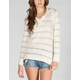 ALMOST FAMOUS Popcorn Womens Hooded Sweater
