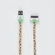 Bonnie Marcus Cheetah iPhone 4/4S USB Cable