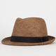 Flate Weave Womens Trilby