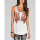 FULL TILT Mirror Tiger Womens Tank