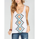 BILLABONG Pyramid Cove Womens Tank
