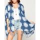 BILLABONG Designer's Closet Whisper With Me Womens Kimono