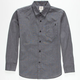 VOLCOM Weirdoh Solid Boys Shirt