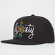 FLY SOCIETY For The Birds Mens Snapback Hat