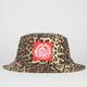 MILKCRATE ATHLETICS Cheetah Print Mens Bucket Hat