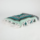 Bright Stripe Serapa Blanket