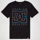 DC SHOES RD Deluxe Luck Mens T-Shirt
