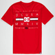 DC SHOES RD Divided Mens T-Shirt