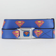 BUCKLE-DOWN Superman Buckle Belt