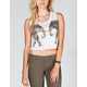 HIP Mirror Elephant Womens Crop Tee