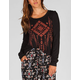 FULL TILT Ethnic Pyramid Womens Tee