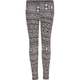 FULL TILT Tribal Print Girls Brushed Leggings