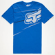 FOX Step Up Mens T-Shirt