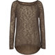 FULL TILT Girls Essential Hachi Knit Tunic Sweater