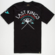 LAST KINGS Foundation Mens T-Shirt