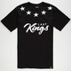 LAST KINGS Kings Mens T-Shirt