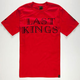 LAST KINGS Roman LK Mens T-Shirt
