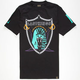 LAST KINGS LK Arms Mens T-Shirt