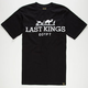 LAST KINGS Cairo Mens T-Shirt