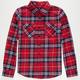 SHOUTHOUSE Cedar Mill Boys Flannel Shirt