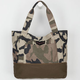 JANSPORT Small Kelsie Canvas Tote Bag