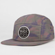 RVCA Scamber Mens 5 Panel Hat