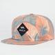 RVCA Fronds Mens Strapback Hat