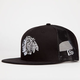 NEW ERA Chicago Blackhawks Trucker'd Mens Snapback Hat